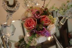 Flower Design Events: James & Hayley's Vintage Great Hall at Mains Wedding Day
