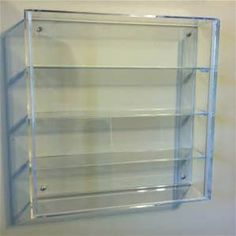 Elegant Dust Proof Display Cabinet