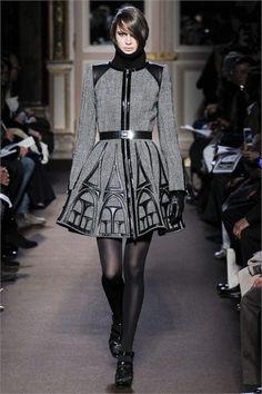 Sfilata Andrew Gn Paris - Collezioni Autunno Inverno 2013-14 - Vogue