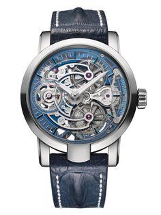 Armin Strom | Skeleton Pure Water | Edelstahl | Uhren-Datenbank watchtime.net