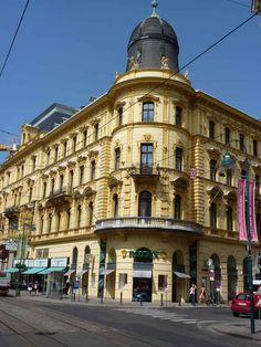 Shopping street (Landstraße), Linz