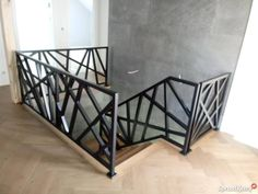 Modern Railing, Modern Staircase, Staircase Design, Balcony Railing Design, Window Grill Design, Ceiling Design Living Room, Living Room Designs, Stainless Steel Furniture, Staircase Handrail