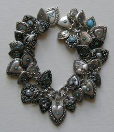 Turquoise Stone Sterling Heart Bracelet 9122012.jpg.JPG 1,765×2,036 pixels