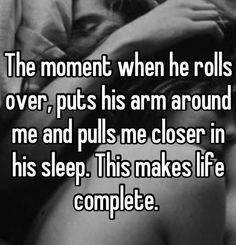You  really have no idea how bad I wish was doing this right now...you know the best sleep you've ever had was in my arms. I'm here. Just waiting.  -CF
