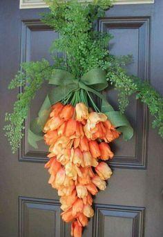 Flower carrot