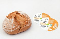 Pan d'escanda asturiana. Un pan con denominación de Origen. En www.dorigoastur.com