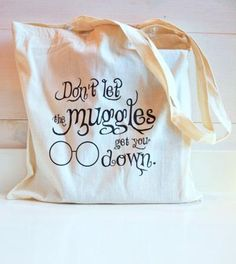 Don't let the muggles get you