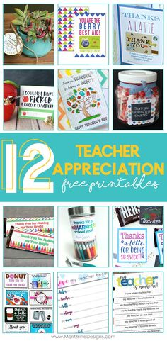 Have you got some ideas about what to give to teachers show gratitude and attent… Diy Gifts To Make, Gifts For Dad, Gifts For Friends, Homemade Teacher Gifts, Homemade Gifts, Teacher Appreciation Week, Jar Gifts, Making Ideas, Gratitude