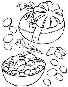 find this pin and more on easter coloring pages