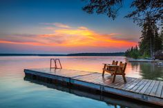 Clear Lake | 15 Lakes In Manitoba That Are Totally Whispering Your Name