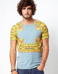 ASOS T-Shirt With Frame Print