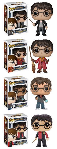 Harry Potter Funko Pop! Vinyl