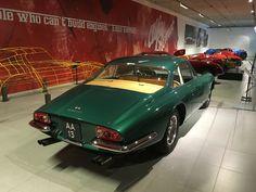 Bernhard's Ferrari