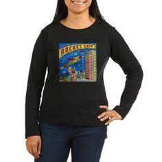 Gottlieb® Rocket Ship Pinball Machine Shirt