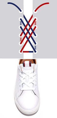 How to wear shoe laces