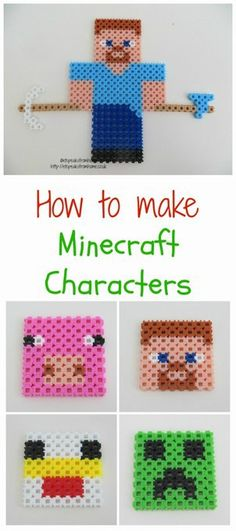 How to make minecraft character using Creativity with Simbrix - ET Speaks From Home