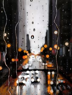 Rain Painting, Pop Art, Canvas, Paintings, Tela, Paint, Painting Art, Canvases, Painting