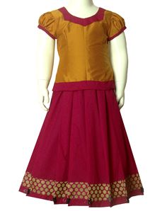 #readymadePattupavadai #kidspattupavadai best collection pattu pavadai only at www.bujuma.com