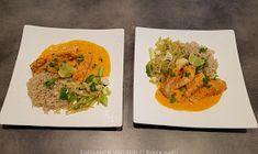Edels Mat & Vin: Paprikabakt kylling med grønnsaker og fullkornsris (Grete Roede) Red Peppers
