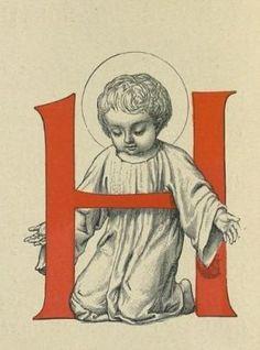 Baby Jesus Alphabet- Catechesis for children