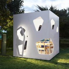 Outdoor playhouse KYOTO JUNIOR by SmartPlayhouse on Etsy