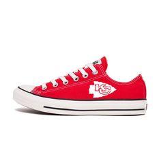 a07f517edd9d Kansas City Chiefs Converse Shoes Kc Football