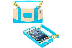 Handbag Design Soft Silicone Rubber Protective Cases for iPhone 5s & iPhone 5 | Lagoo Tech