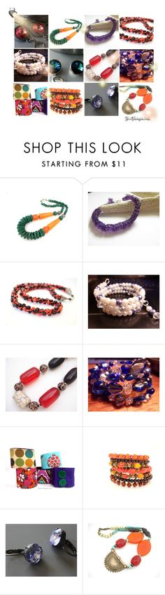 Etsy Jewelry by fivefoot1designs on Polyvore featuring Eurø Style, etsy, jewelry, etsygifts and shopetsy
