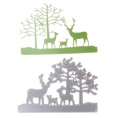Find More Cutting Dies Information about Creative Deer Family DIY Metal Embossing Tools Cutting Dies Stencil Craft Cards Album Scrapbooking Dies Paper cut Art,High Quality art diy,China art albums Suppliers, Cheap art card from zhi mao on Aliexpress.com