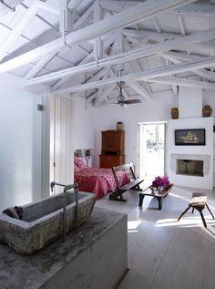 Zoumboulakis Architects Hydra Bedroom | Remodelista