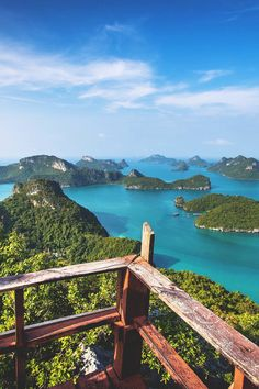 Koh Samui, Thailand: Ang Thong Marine Park – a must-do Koh Samui day-trip to nearby islands and beaches | Koh Samui things to do