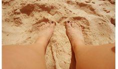 Love the sand - Maresias Beach, Brazil - by Lauren Muzzin
