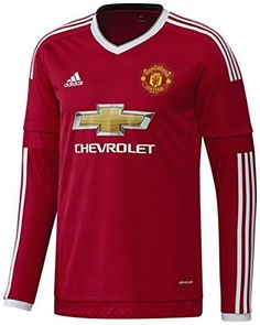 Manchester-United-Long-Sleeve-Home-Jersey-2015-2016-0