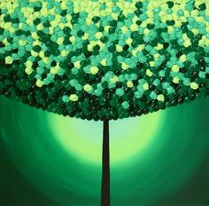 This is a listing for a custom made painting of one of my sold paintings. Please allow 7-10 days for your painting to be painted and shipped.  Original Acrylic Whimsical Painting Gallery Wrap Canvas Green Lollipop by SFBFineArt  More of my paintings can be viewed here: https://www.etsy.com/uk/shop/SFBFineArt  If you would like this painting is a different size or colour, please message me via Etsy or email me at info@sfbfineart.com  Size: 24 x 24 x 0.75 Title: Green ...