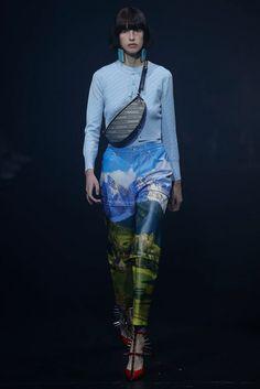 Balenciaga, Весна-лето 2018, Ready-To-Wear, НЕДЕЛЯ МОДЫ: Париж
