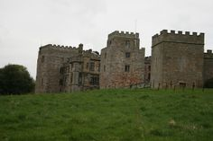 Ford Castle, Northumberland. Birthplace of 17th paternal great grandfather Sir William Heron.
