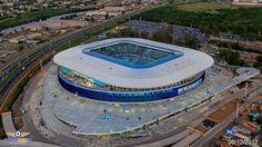 Arena do Grêmio - Porto Alegre/ Capacidade: 55,6 mil - Clube: Grêmio