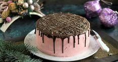 Az egyik karácsonyi, receptes újságban találtam ezt a tortát és annyira megtetszett, hogy kedvem lett elkészíteni . Nagyon finom ... Cakes And More, Pudding, Sweets, Food, Birthday Cakes, Kuchen, Hungary, Gummi Candy, Custard Pudding