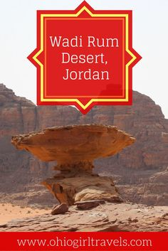 Wadi Rum Desert is a great day trip outside of Petra Jordan. See the many ways you can explore the Wadi Rum desert in Jordan and the incredible camp under the stars in the Wadi Rum desert. Click here to start planning your trip to Jordan and make sure you save it for later.