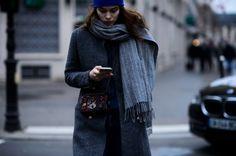 Iulia Cirstea | Paris via Le 21ème