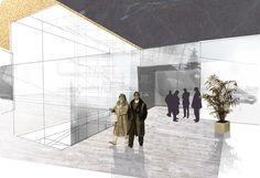 'architectural moods' - Barbara Elisabeth Heier - das Blattwerk