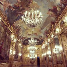 Gli affreschi di Tiepolo a Palazzo Clerici.  Milano sorprendente www.waamtours.com