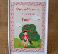 Kit imprimible Caperucita Roja