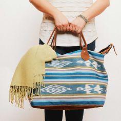 We love our Half Moon Bay travel bag.