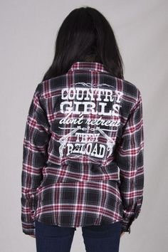 A b i c d s foto flannel for Country girl flannel shirts