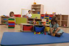 Equipamiento escuelas infantiles: máxima seguridad
