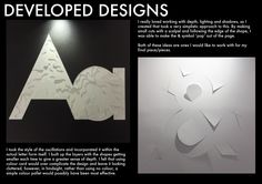 Developed Designs 3.