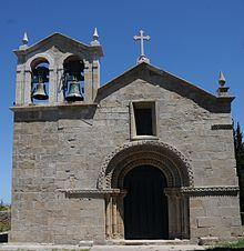 Igreja e Torre de Manhente – Wikipédia, a enciclopédia livre
