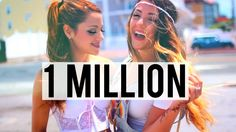 One Million Subscribers | Niki and Gabi
