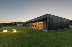 THE BLACK BOX HOUSE, VILNIUS, LITHUANIA. Completion Date: May 2016 The Black Box project was designed by PAO Architects. Client young family with 2 childr...
